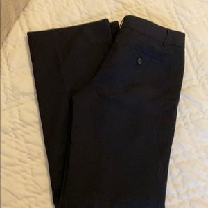 J Crew Italian Wool Pinstripe Pants City- Fit
